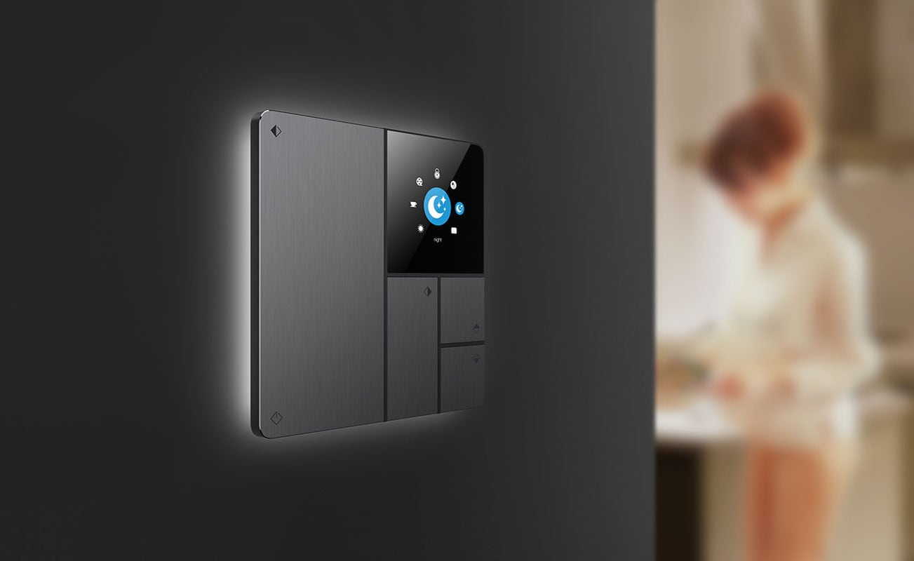 Panno S Smart Home Control Panel