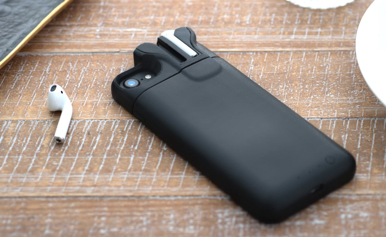 PodCase iPhone AirPods Battery Case