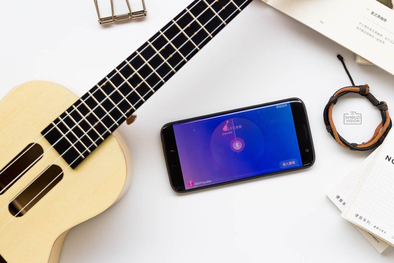 Populele Smart Music Teaching Ukulele