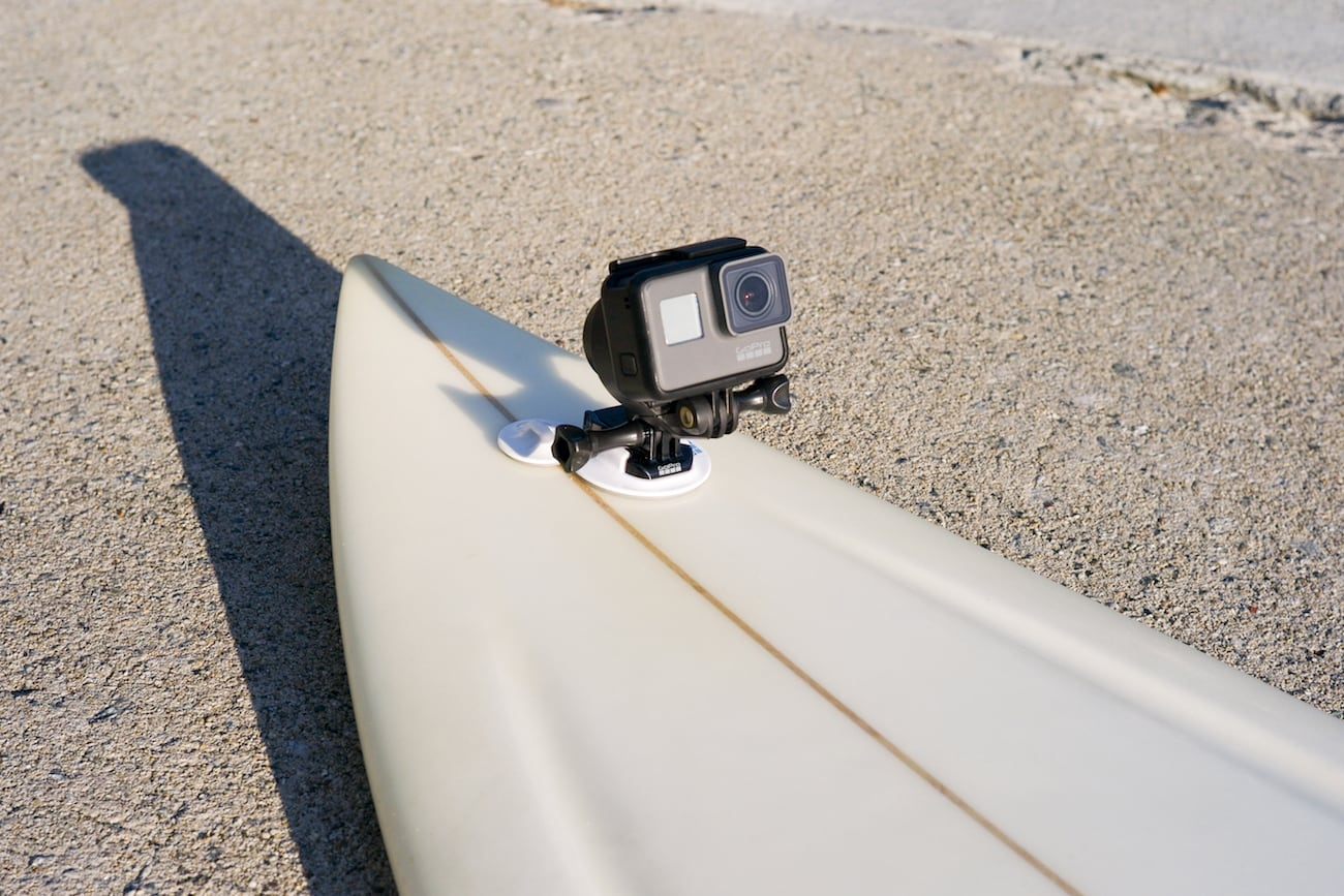 Quark Compact Waterproof GoPro Stabilizer