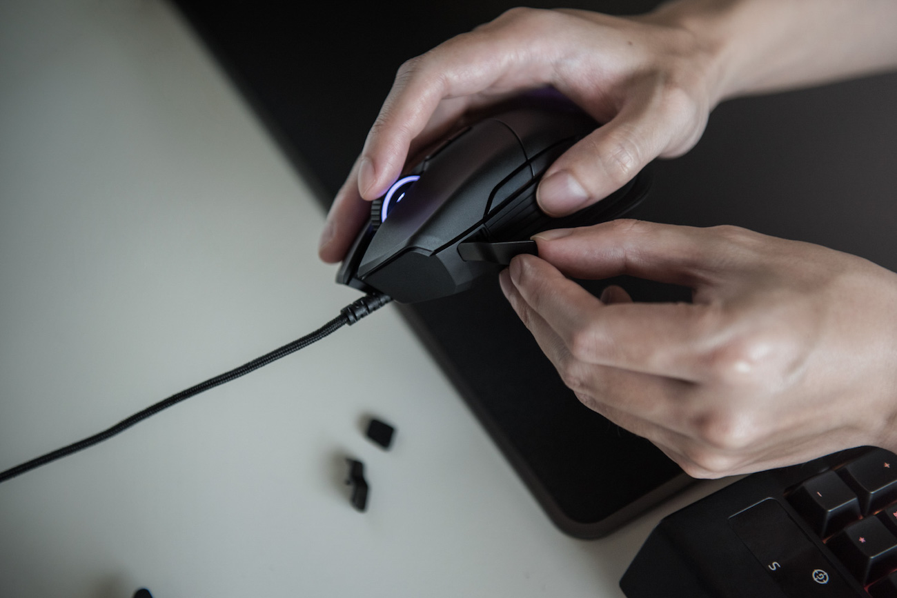 Razer Basilisk Ergonomic FPS Gaming Mouse