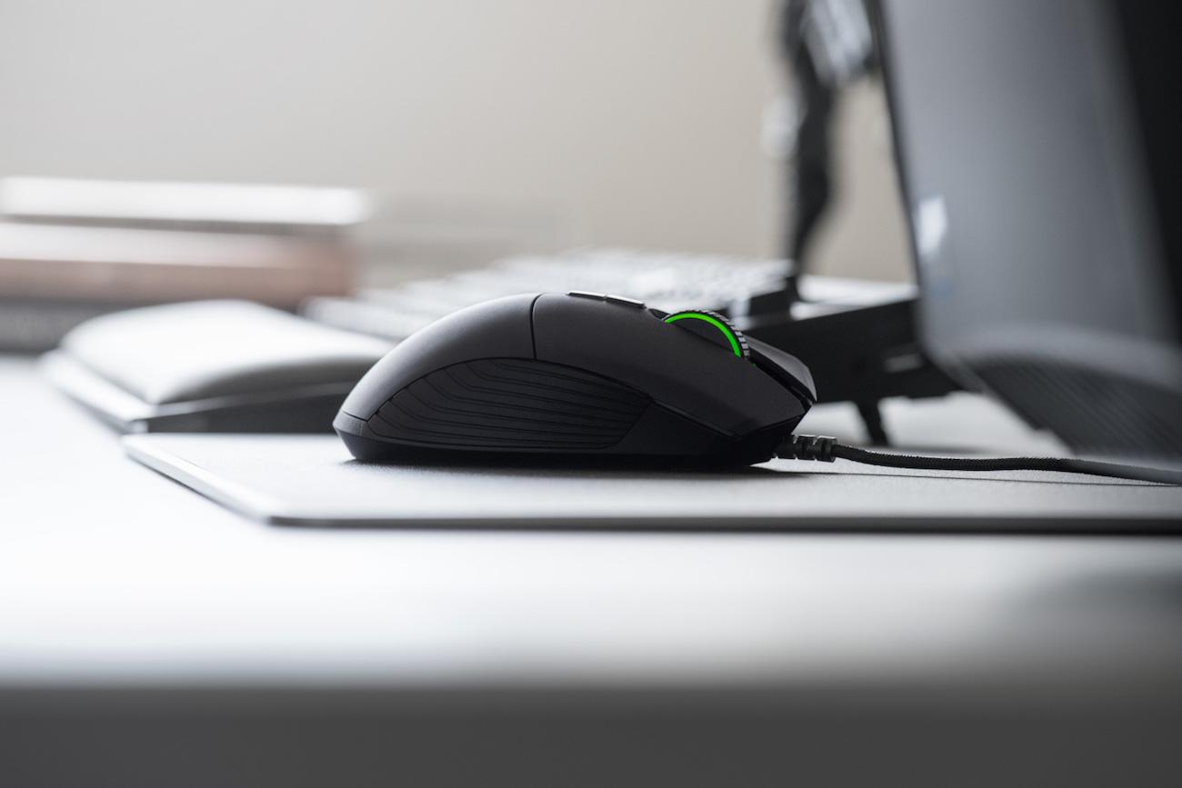 Razer Basilisk Ergonomic FPS Gaming Mouse