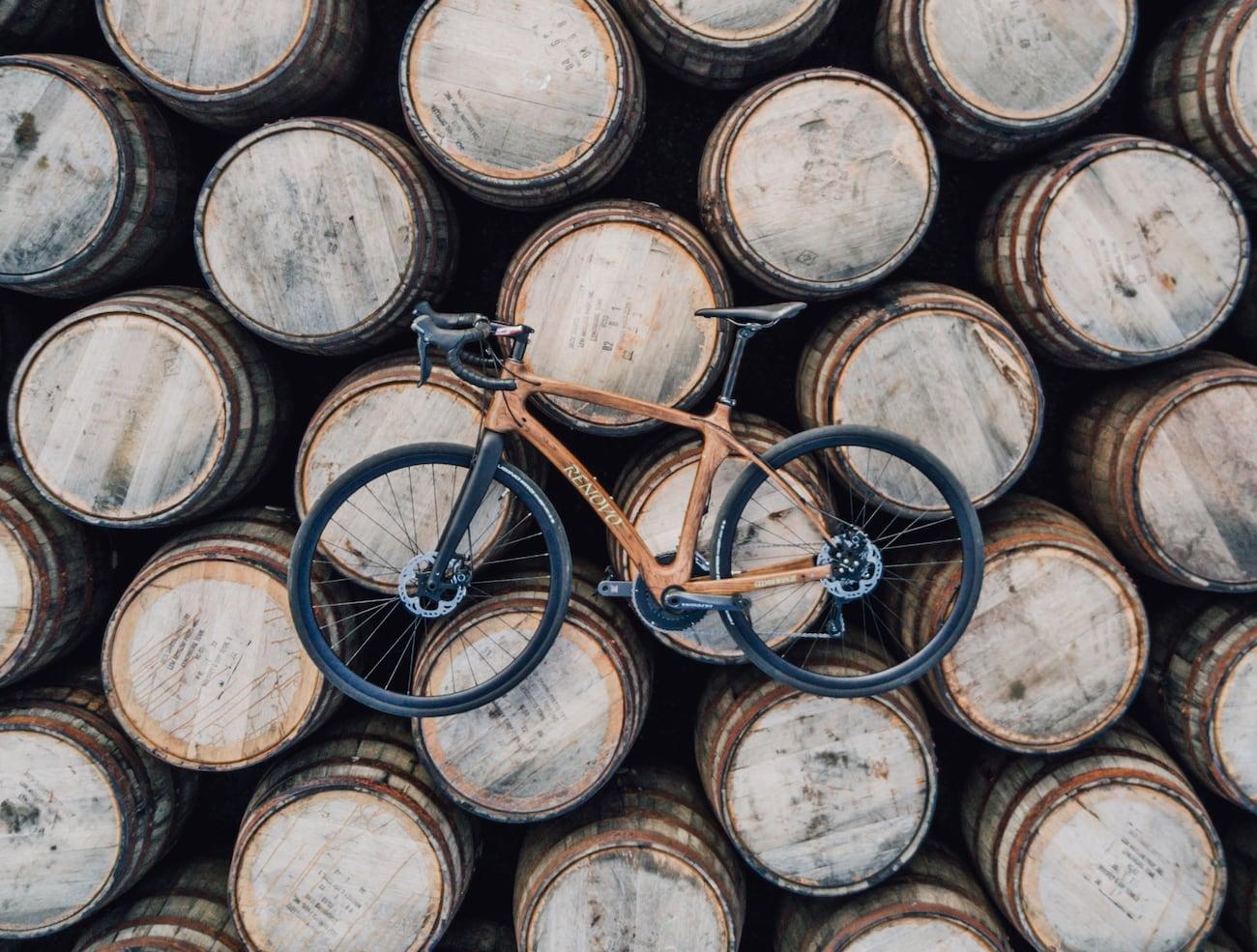 Renovo Glenmorangie Original Hardwood Bicycle