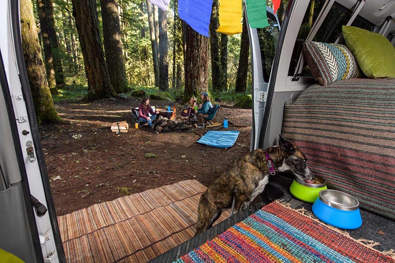 Ruffwear Basecamp Portable Dog Bowl