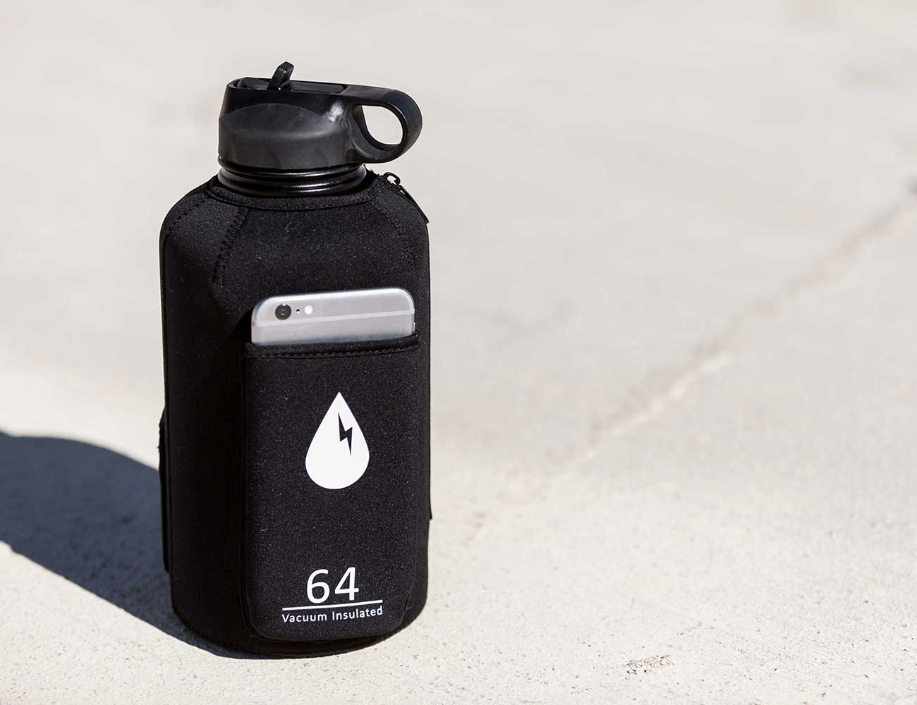 Rushpack Everyday Carry Water Bottle