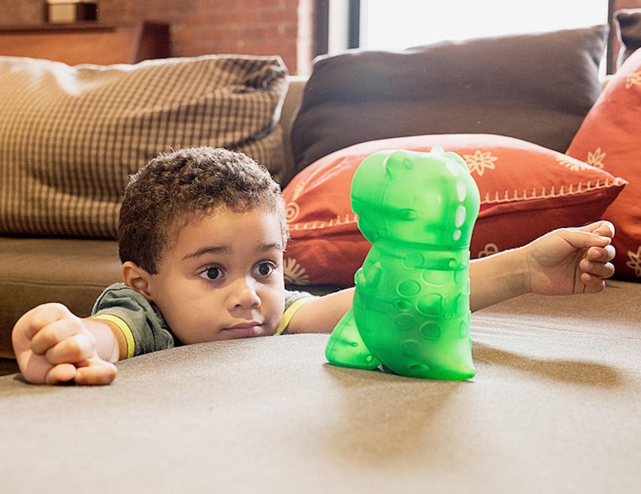STEMosaur Artificial Intelligence Interactive Toy