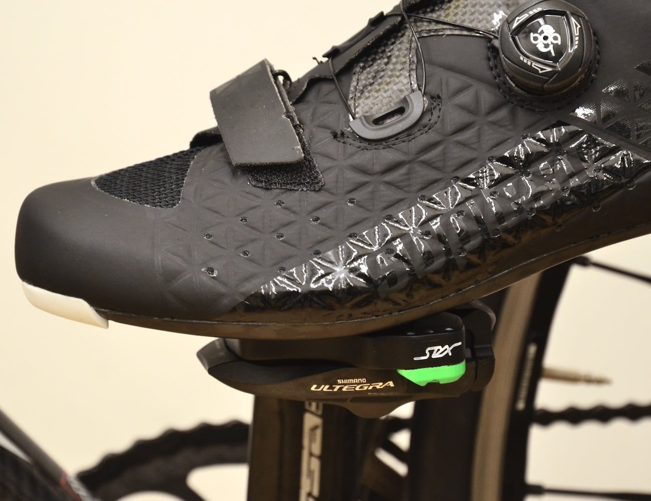 STYX Wearable Cycling Powermeter