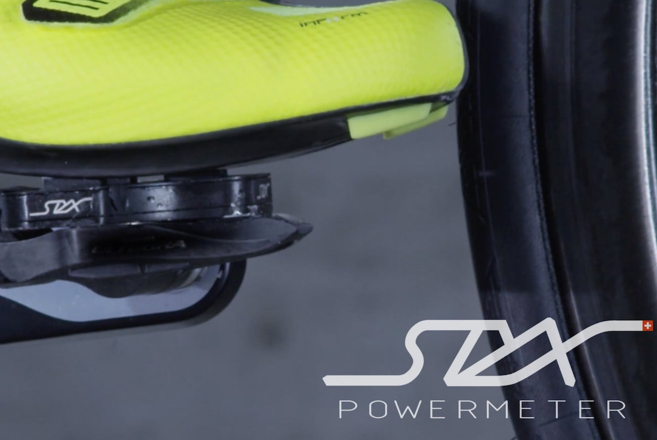 STYX Wearable Cycling Powermeter
