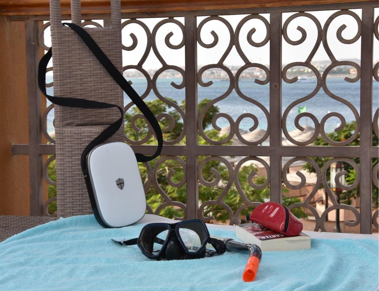 Safy+Theft-Resistant+Smart+Bag