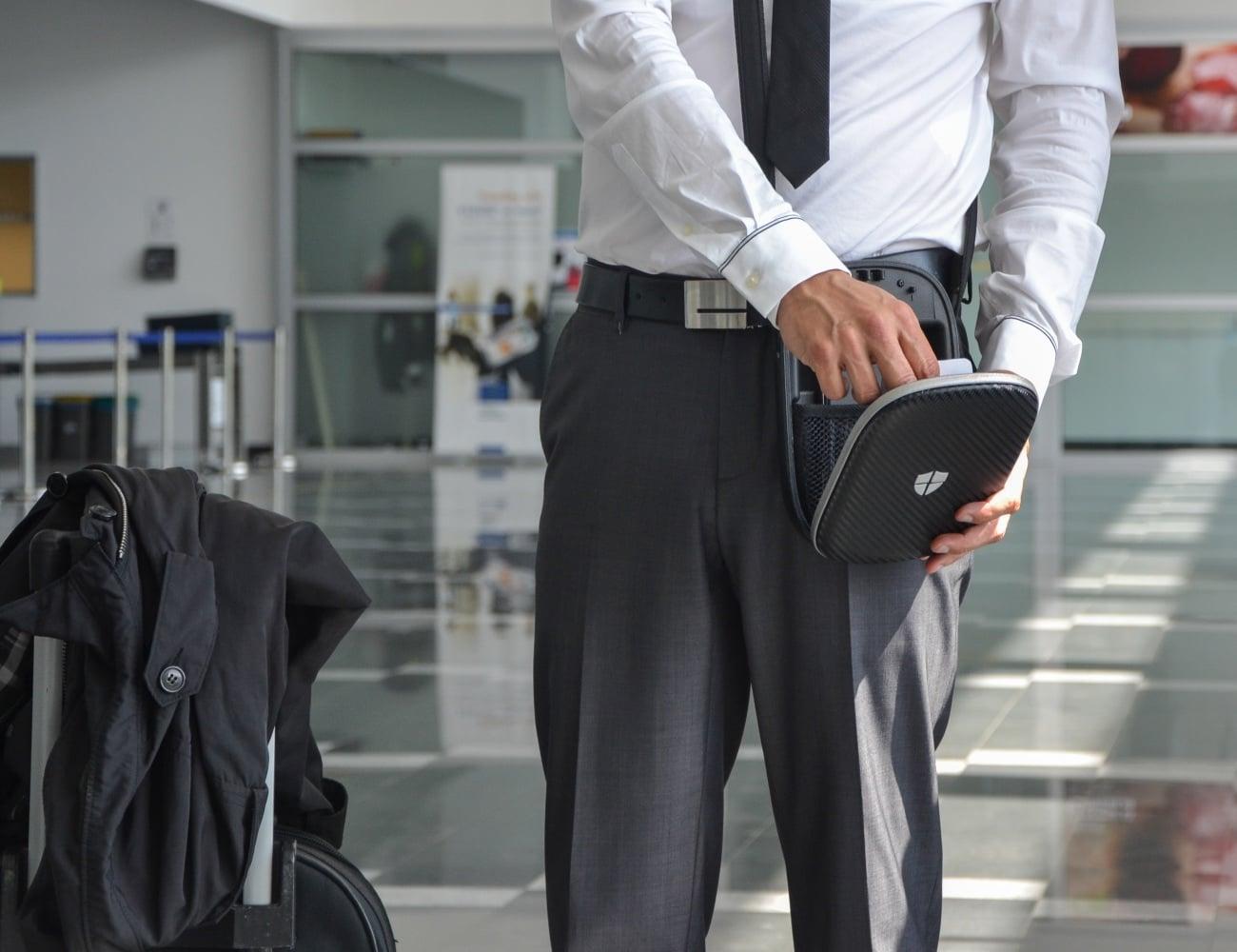 Safy Theft-Resistant Smart Bag