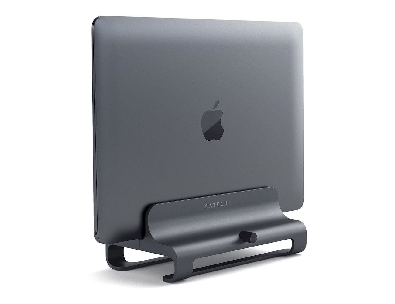 Satechi Vertical Aluminum Laptop Stand