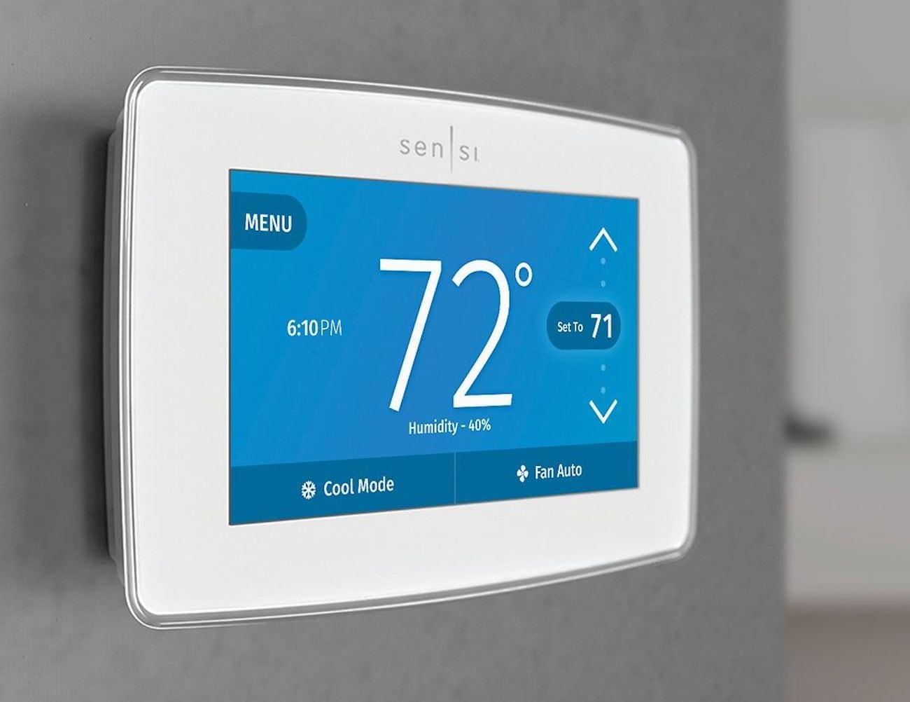 Sensi Touch Smart Wi-Fi Thermostat