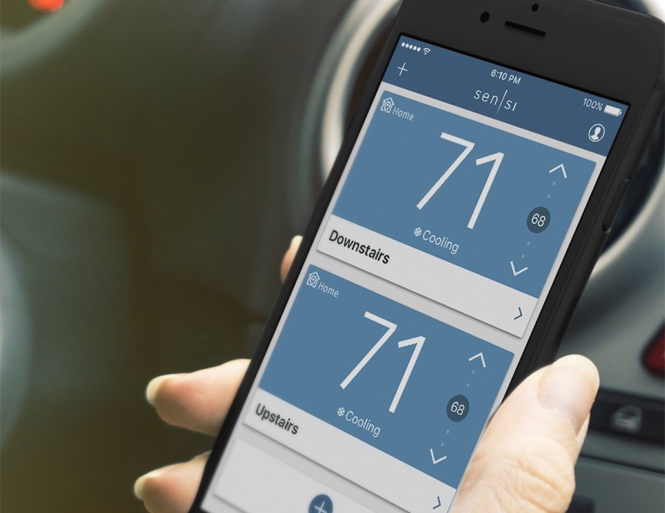 Sensi Touch Smart Wi-Fi Thermostat