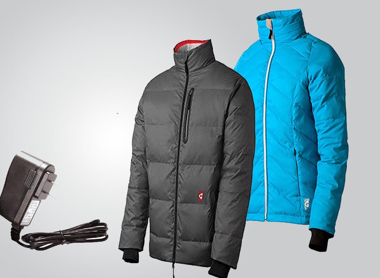 Smart Jacket Battery Powered Heated Jacket