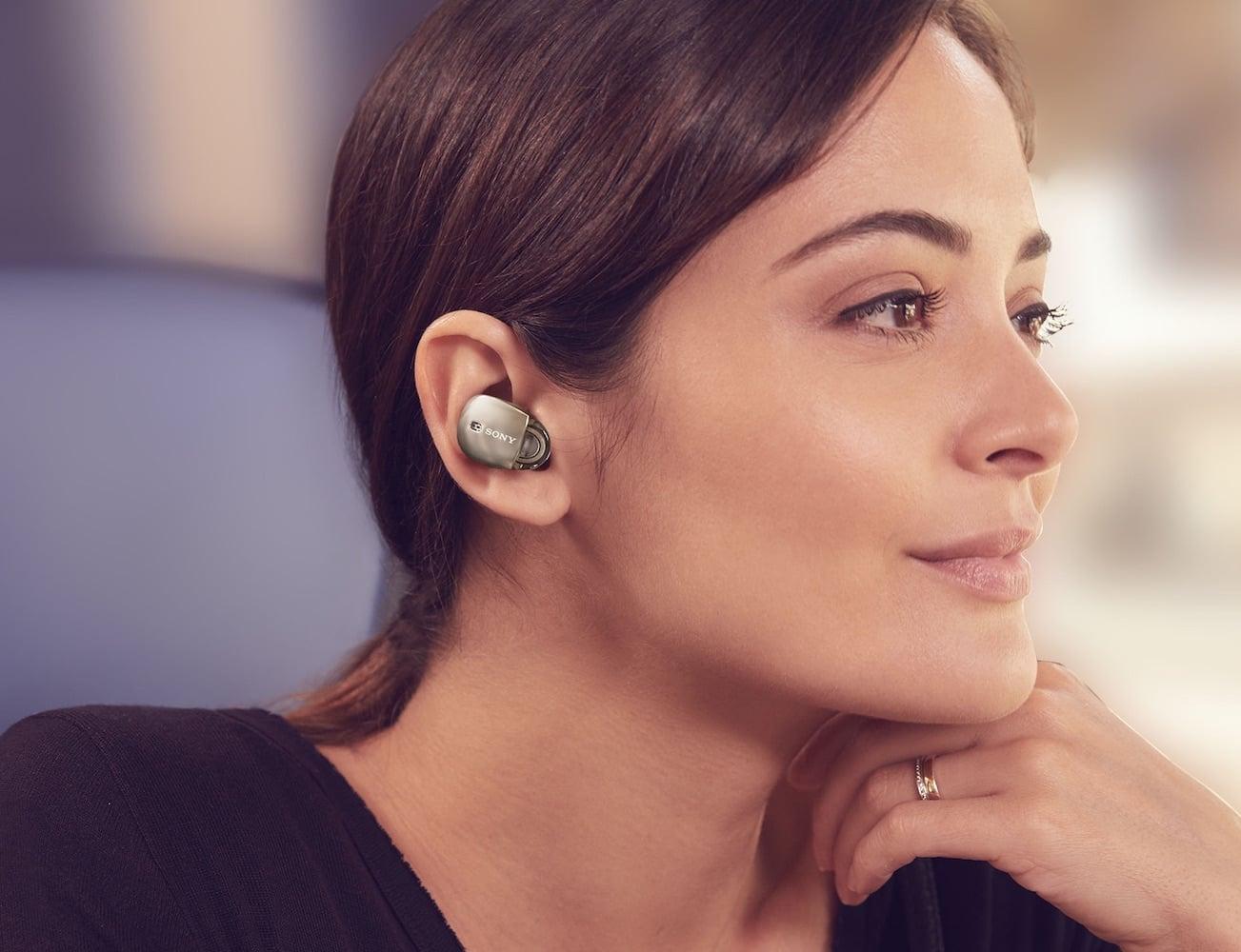Sony 1000X Wireless Noise-Canceling Headphones