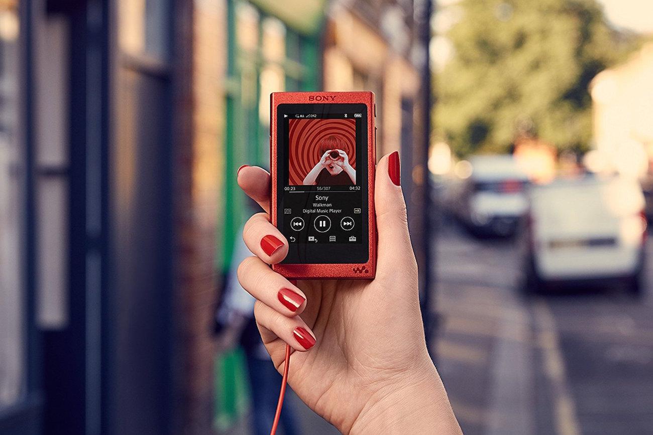 Sony NW-A35 High-Resolution Audio Walkman