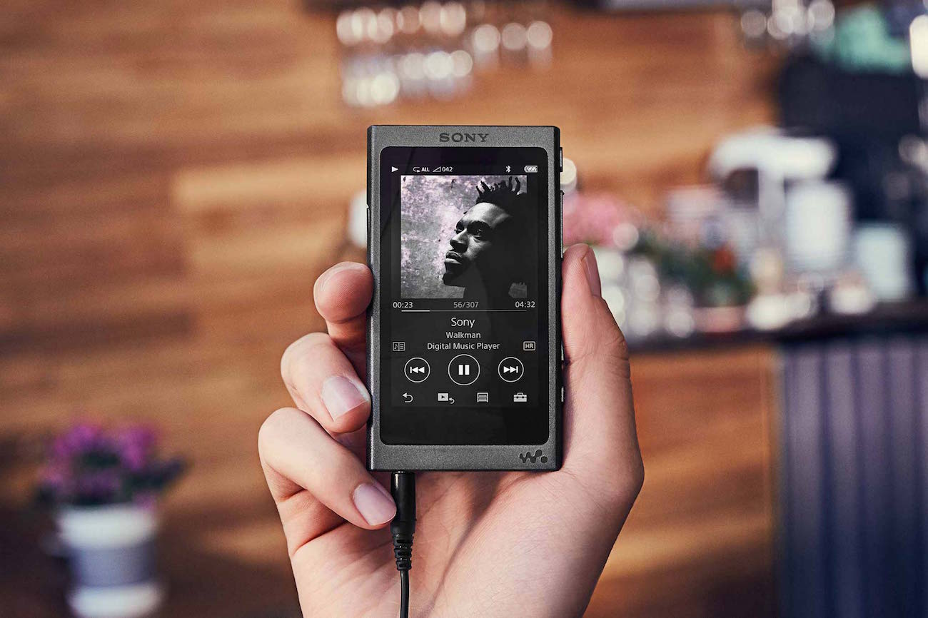 Sony NW-A35 High-Resolution Audio Walkman