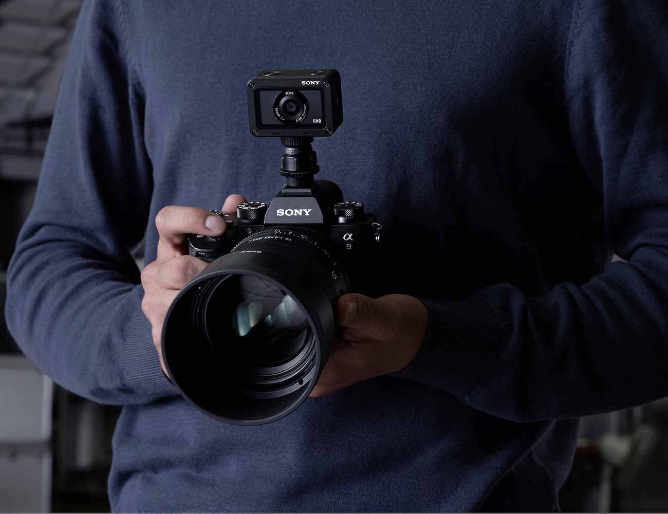 Sony Rx0 Compact Camera