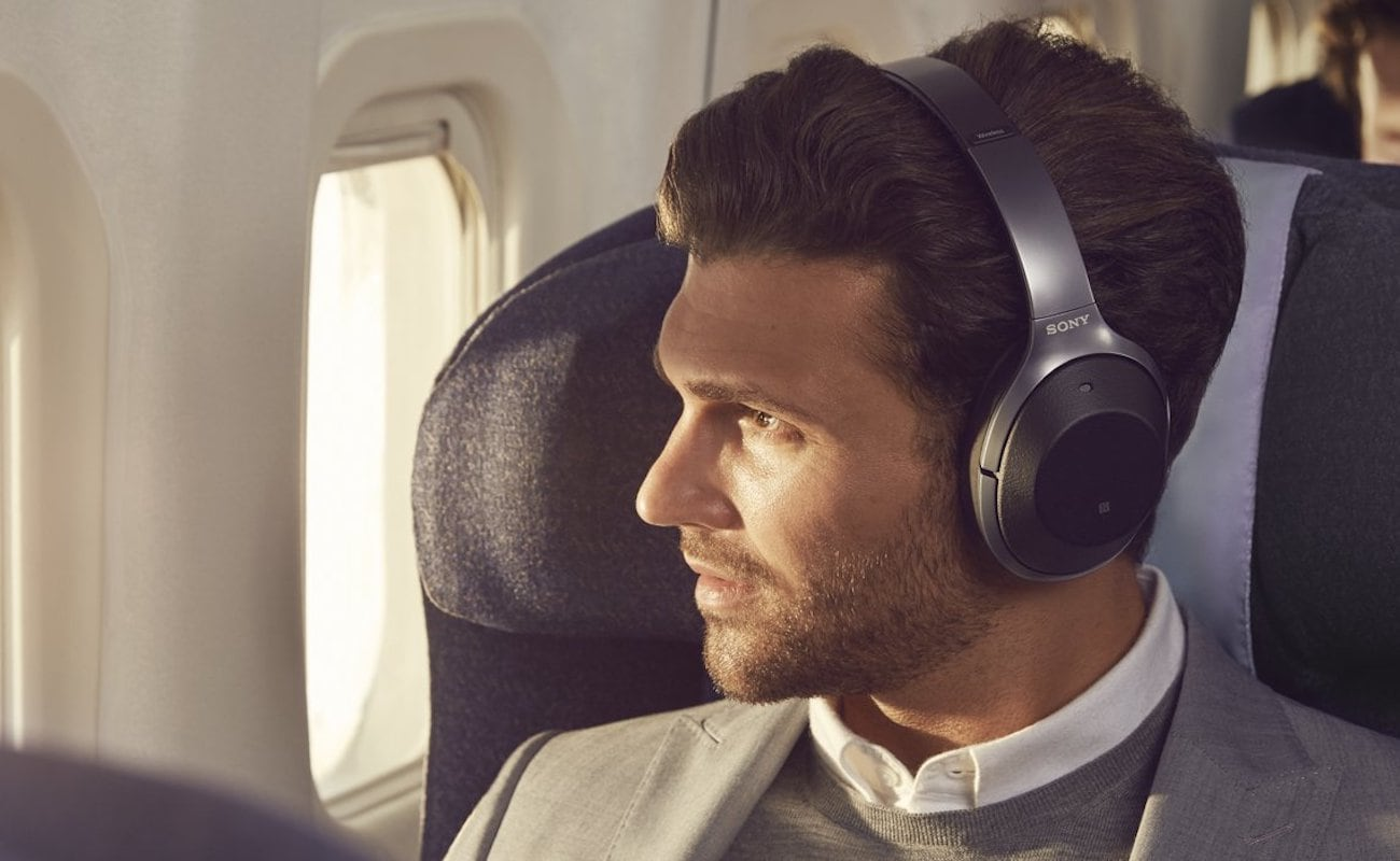 Sony WH-1000XM2 Noise Cancelling Headphones