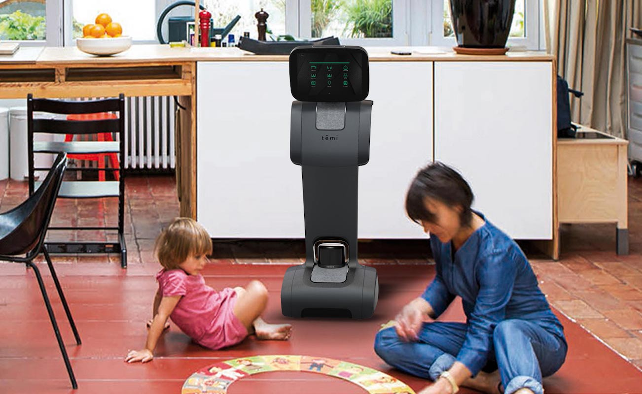 Temi Smart Personal Home Robot