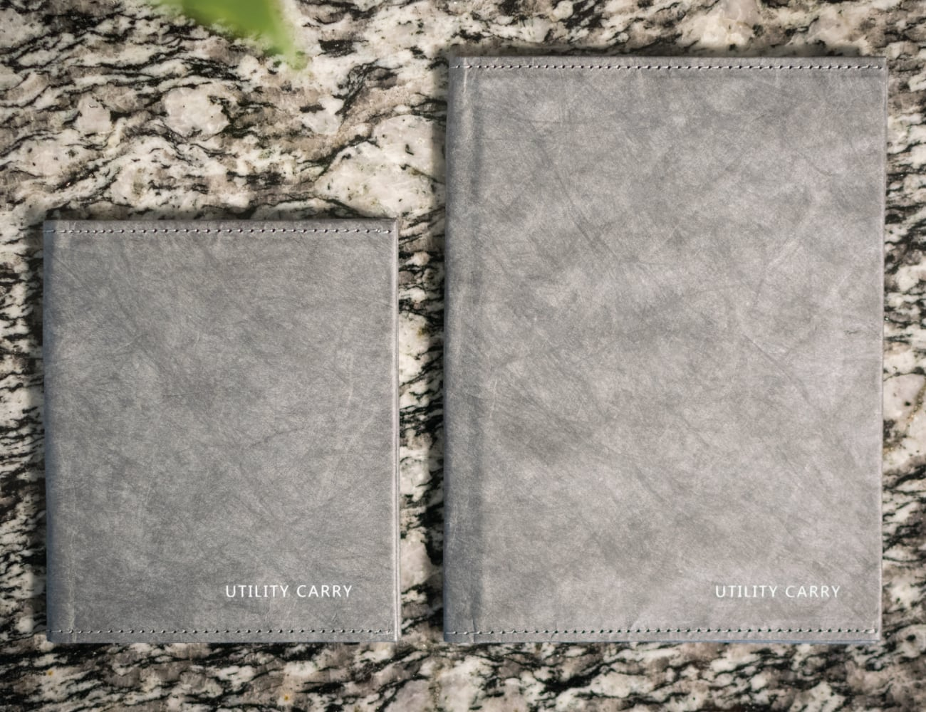Utility Carry Super Thin Bifold & Travel Wallets