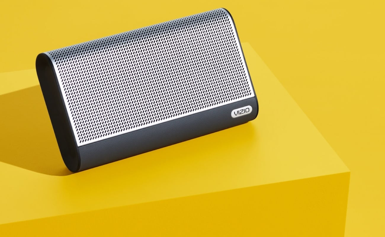 VIZIO SmartCast Crave Go Multi-Room Speaker