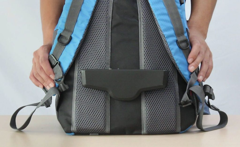 Ventila Backpack Ventilation Fan