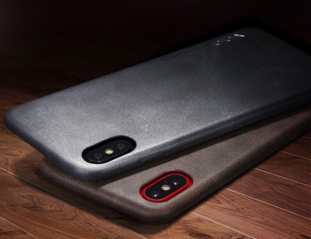 Vintage iPhone X Back Case