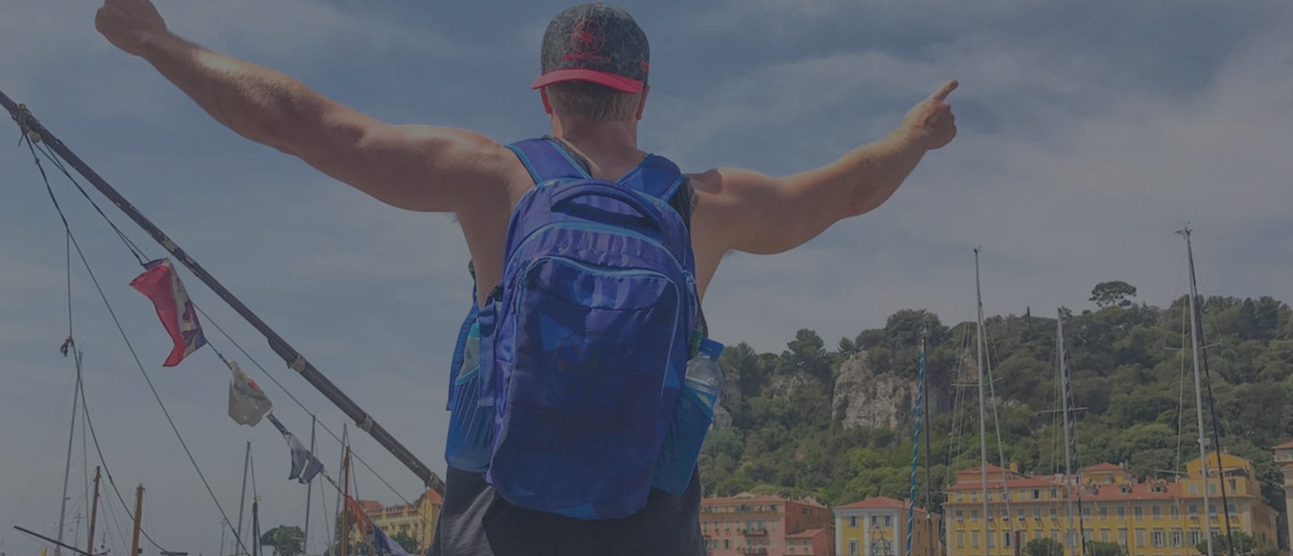 Wanderlust Travel Backpack