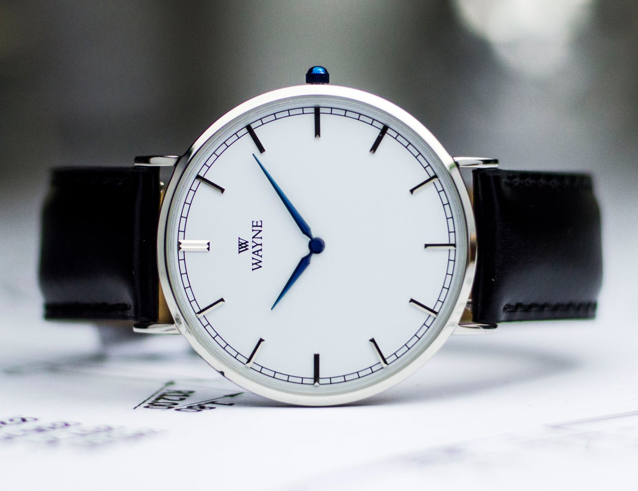Wayne Socially Responsible Affordable Watches