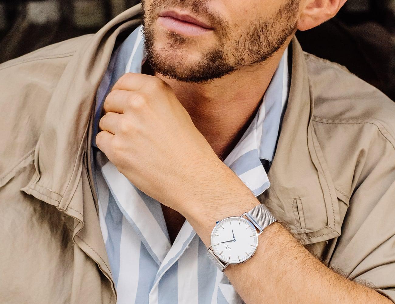 Wayne Socially Responsible Affordable Watches