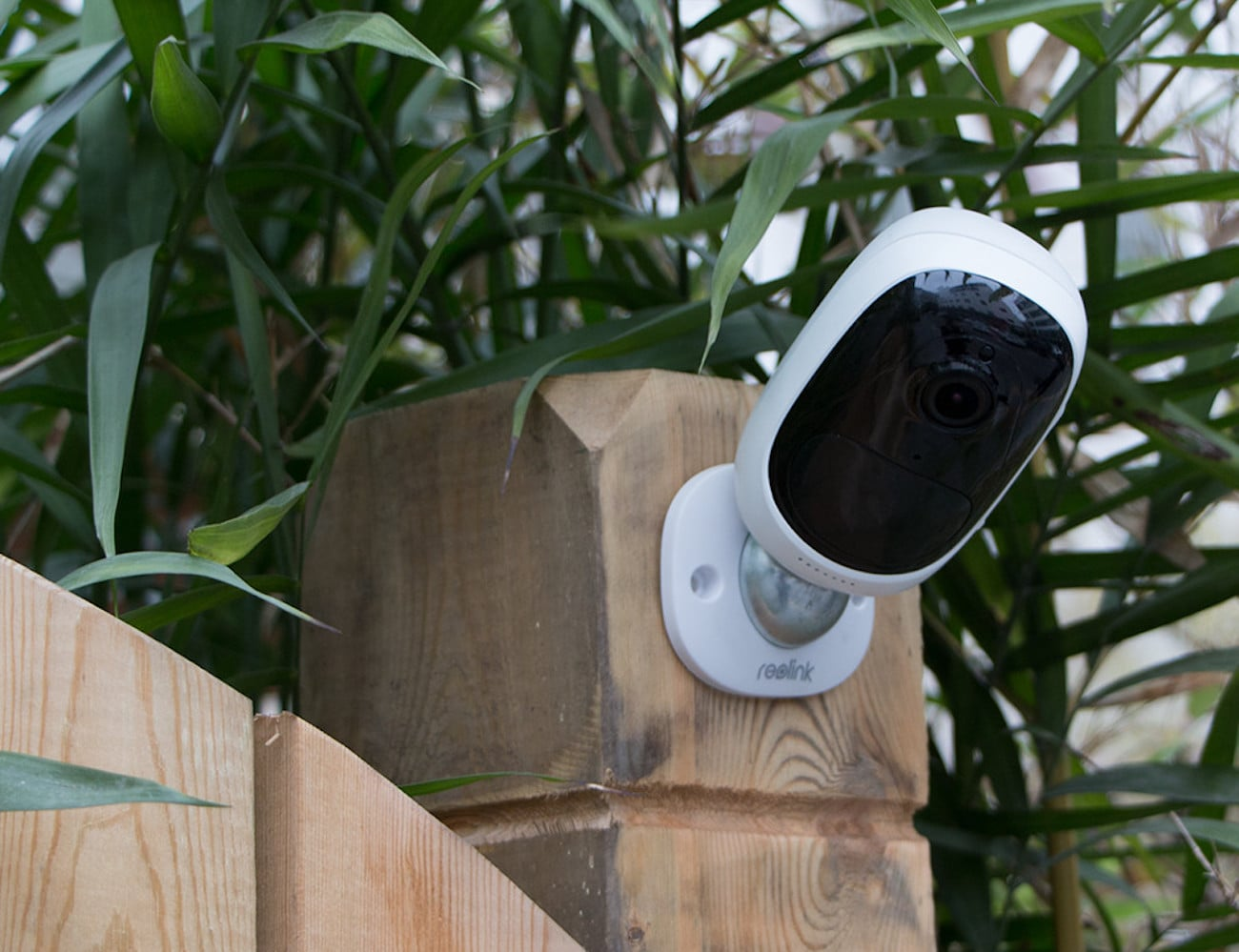 Smart Weatherproof Security Camera