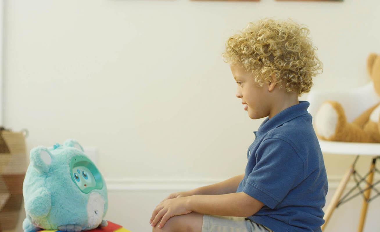 Woobo+Educational+Talking+Robot
