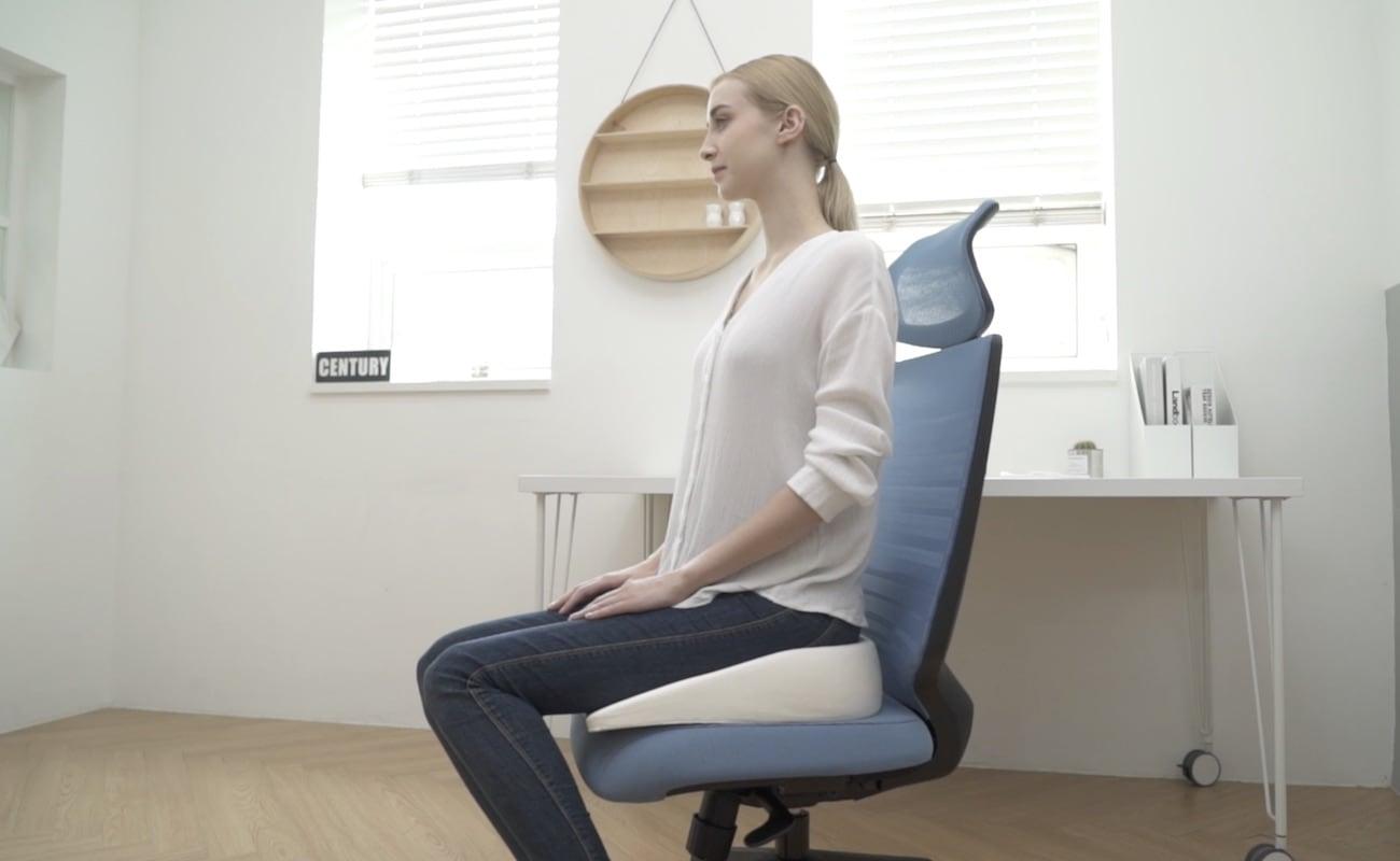 Zero Gravity Upright Posture Cushion