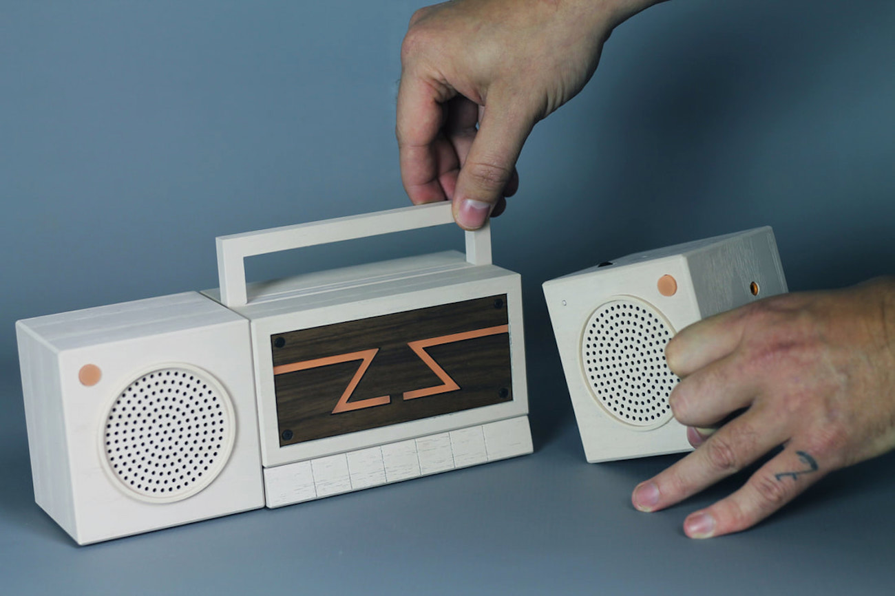 Zette System Handmade Gaming Console