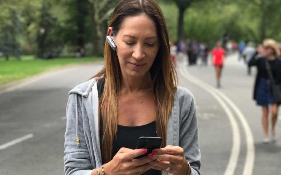 clip&talk Health Bluetooth Headset