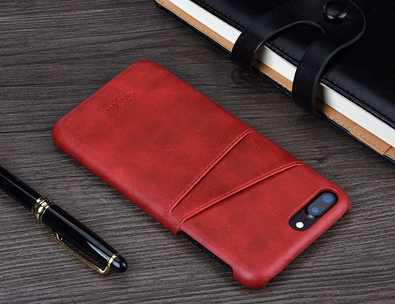 iPhone 8 Luxury Wallet Cover