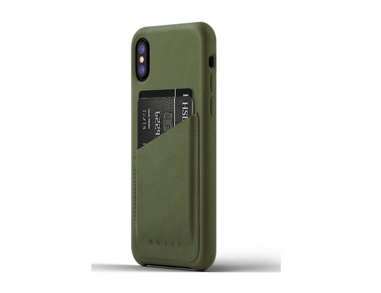 Mujjo Leather Cases For Iphone X