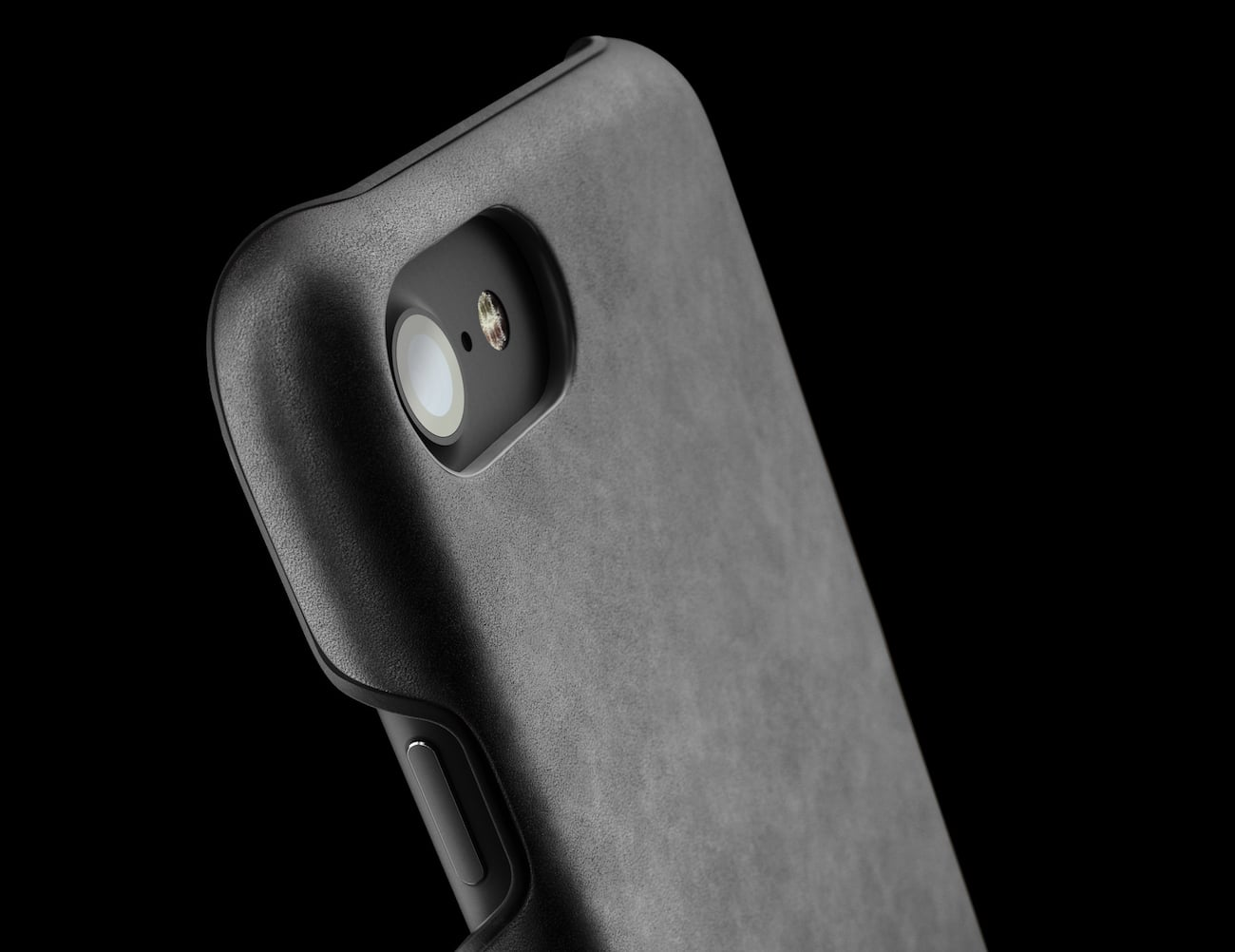 iPhone 8 Leather Case by Mujjo