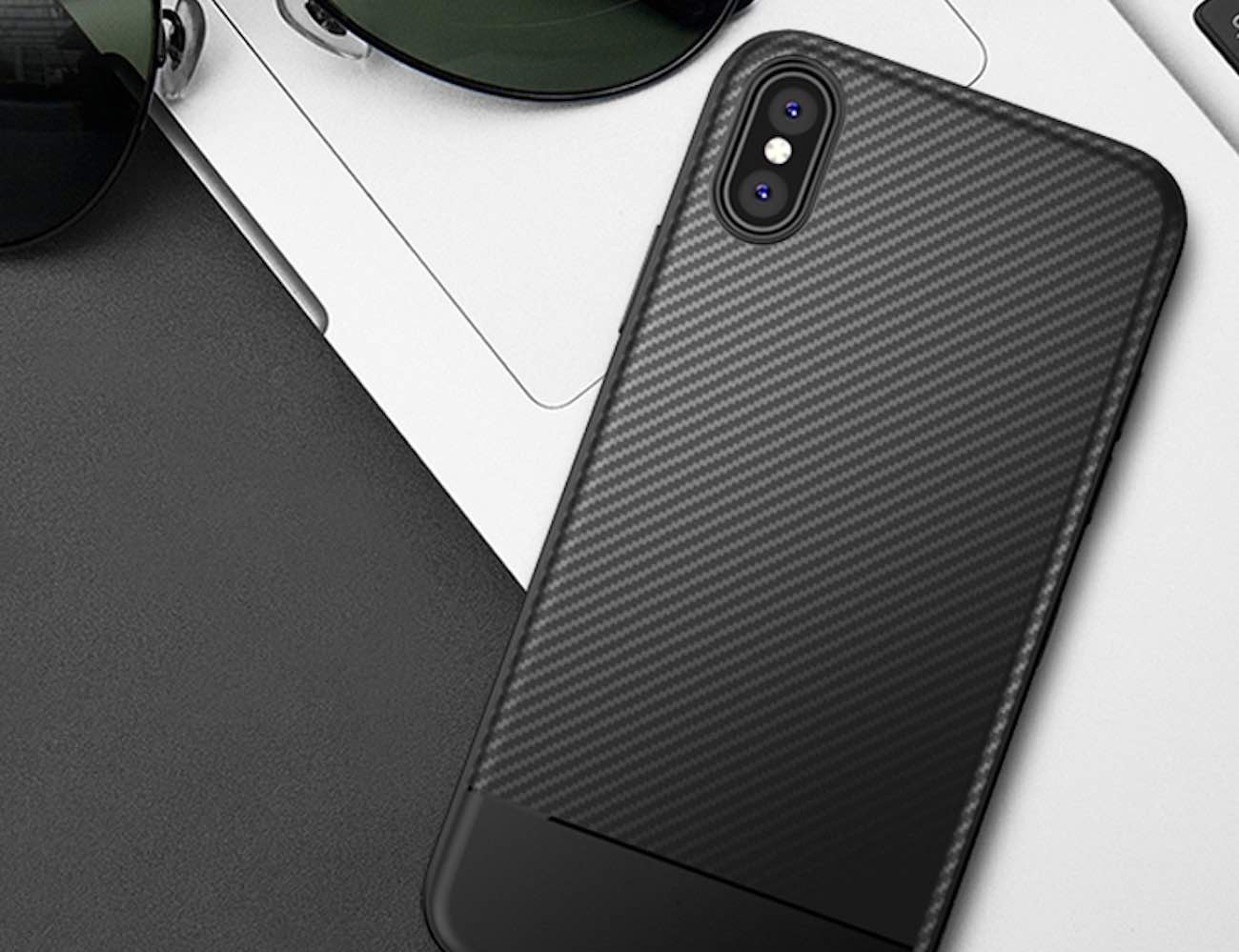 Carbon Fiber Iphone Case >> Iphone X Carbon Fiber Case