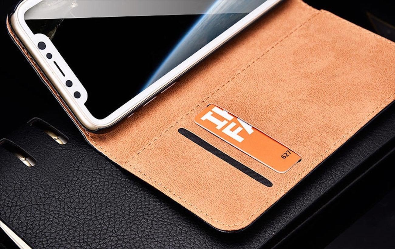 iPhone X Flip Case