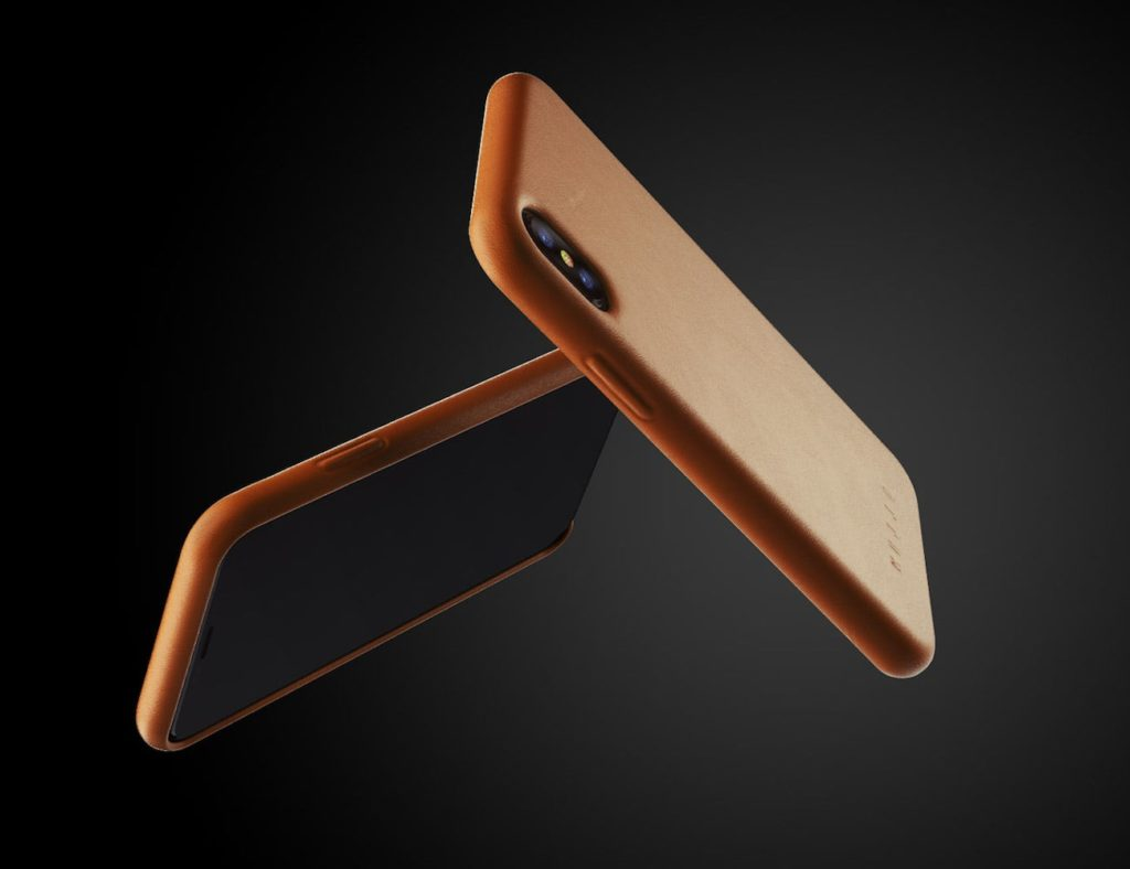 iPhone+X+Leather+Case+by+Mujjo
