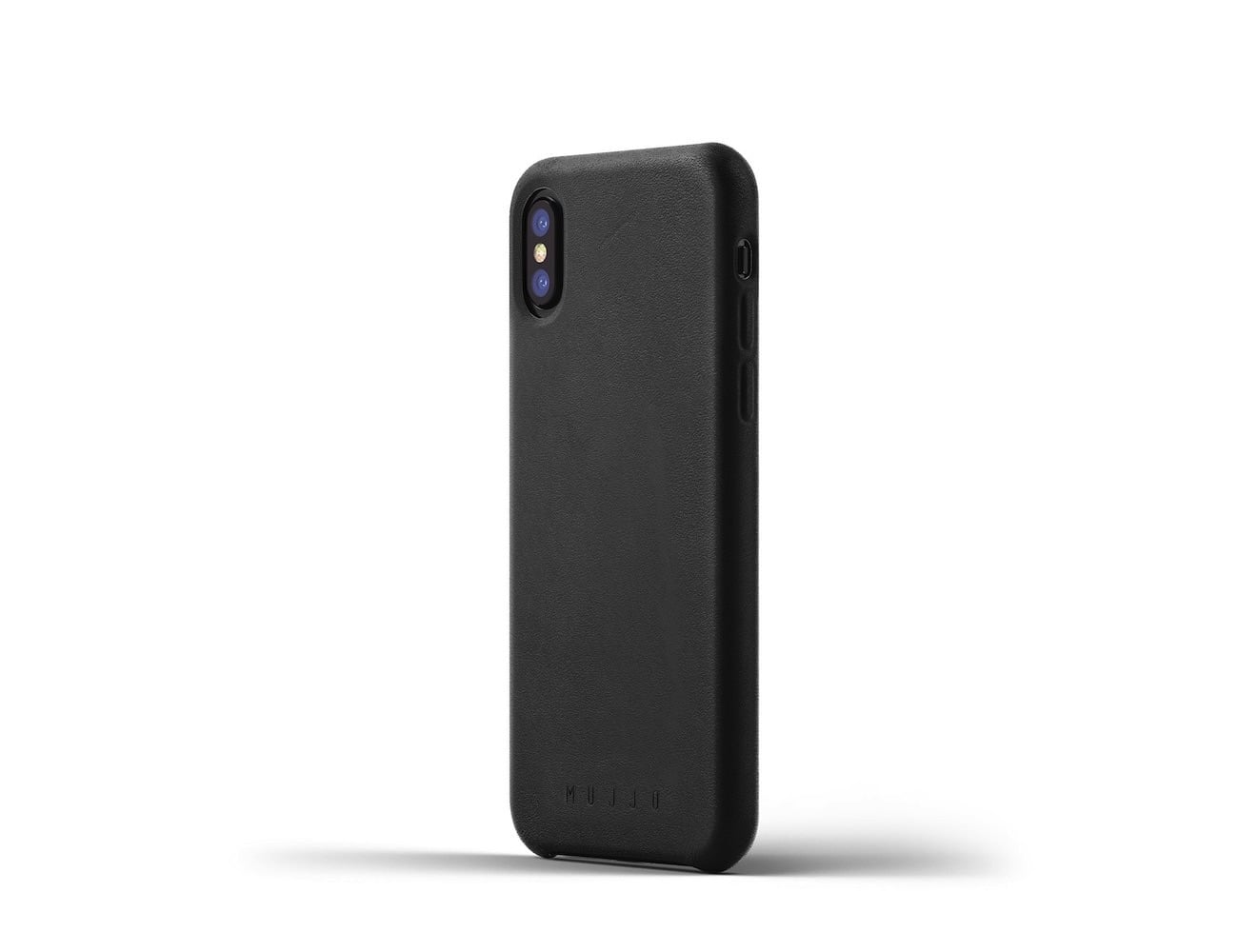 iPhone X Leather Case by Mujjo