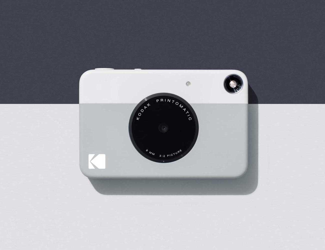 Kodak+PRINTOMATIC+Instant+Print+Camera