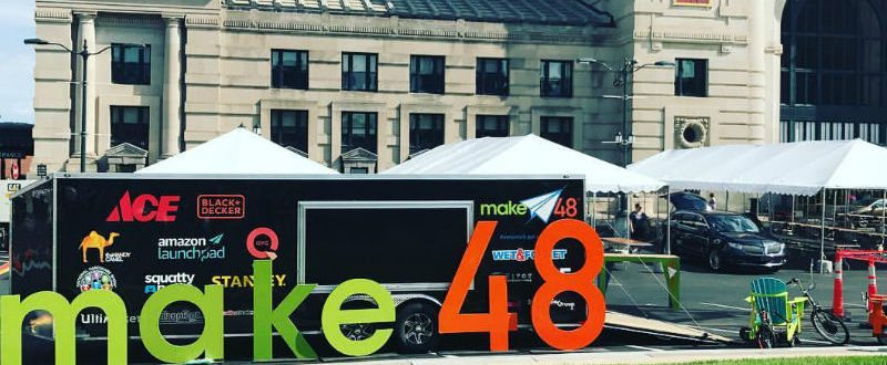 Gadget Flow Partners with Make48 to Make Ideas Come to Life