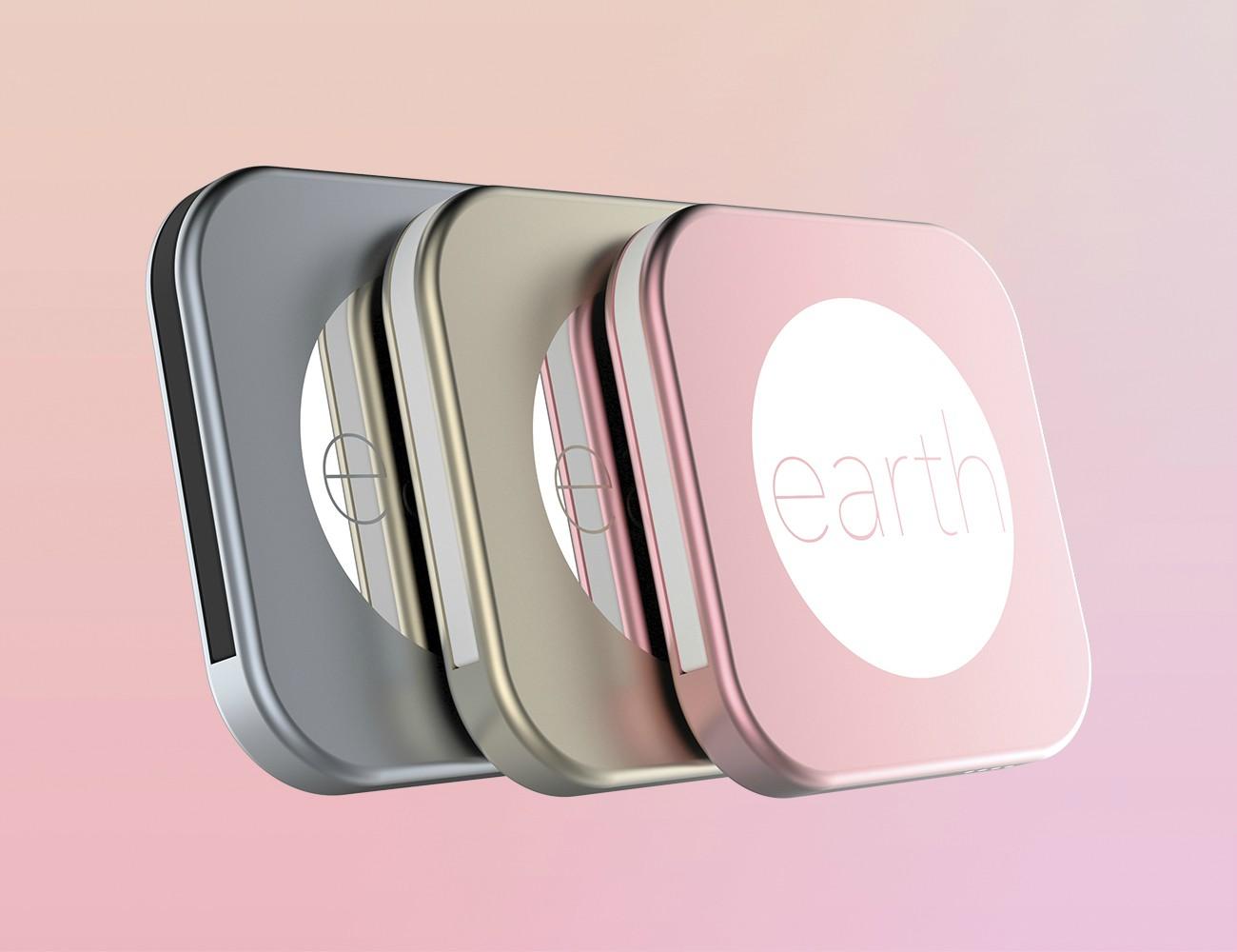 Pluto by Earth USB-C Lightning Powerstation