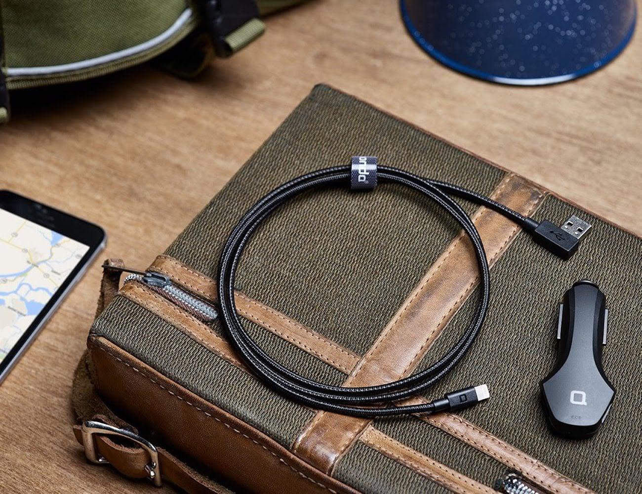 nonda ZUS USB A Micro USB Kevlar Cable