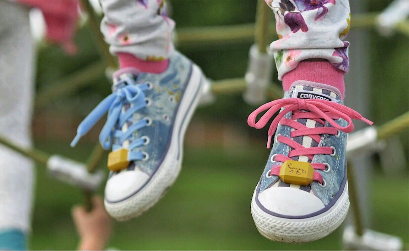 PLaces+GPS+Shoe+Laces
