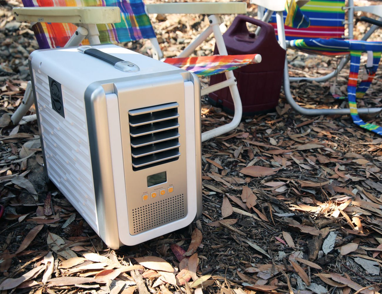Coolala+Solar-Powered+Portable+Air+Conditioner