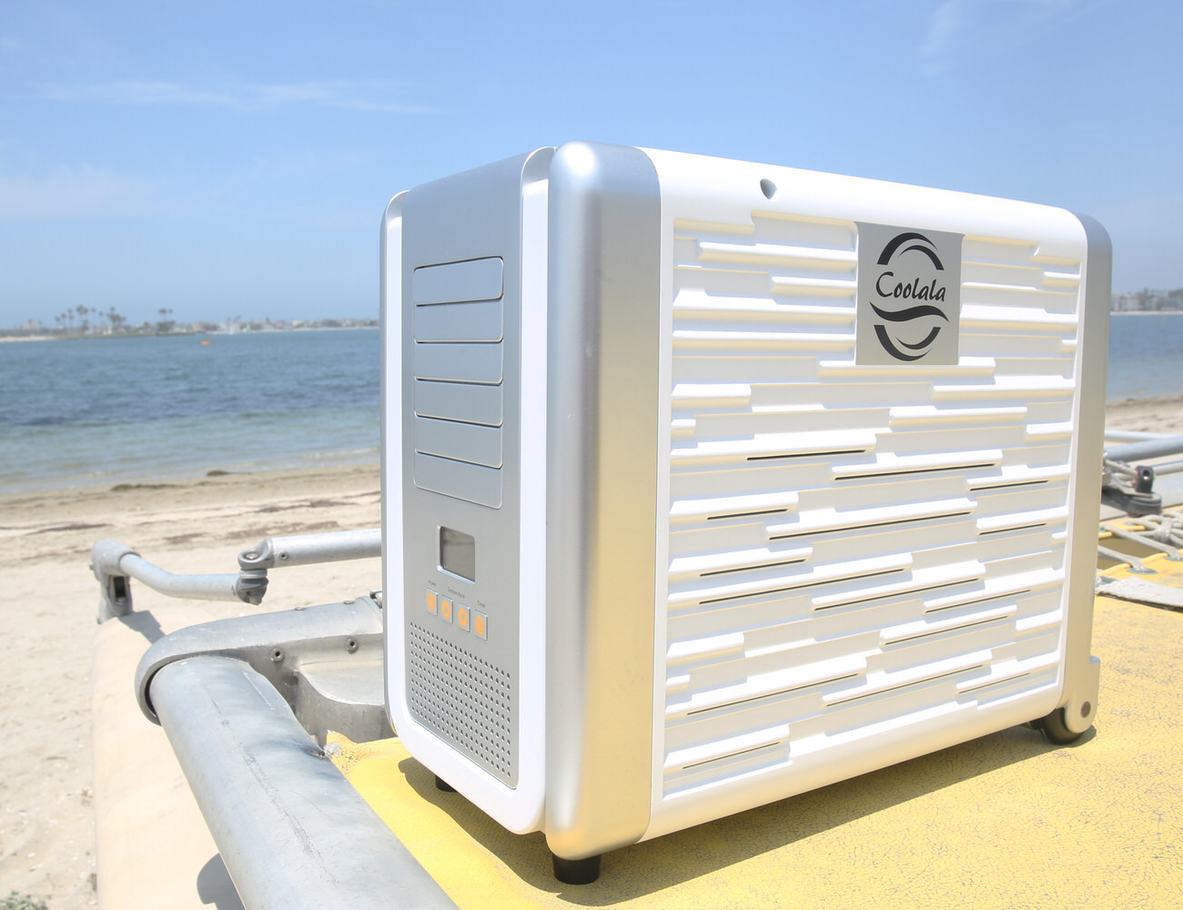 coolala solar-powered portable air conditioner » gadget flow